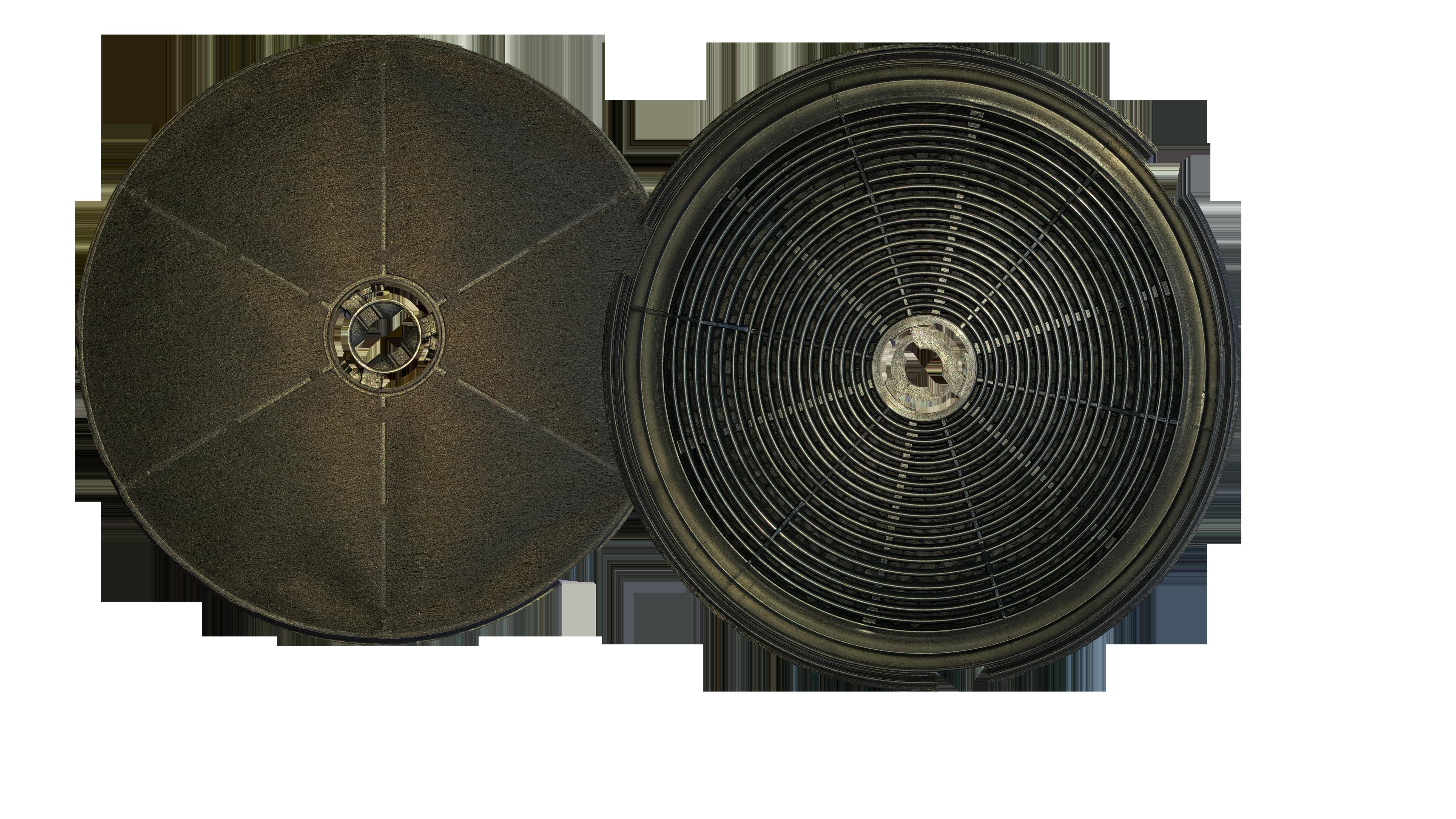 Sparset aktiv kohlefilter filter für dunstabzugshaube honeywell