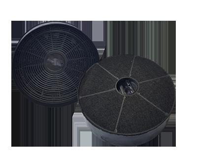 2 aktivkohlefilter kohlefilter filter f r dunstabzugshaube gorenje dkf2600m ebay. Black Bedroom Furniture Sets. Home Design Ideas
