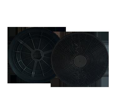 2 Aktivkohlefilter Filter für Dunstabzugshaube PKM UBH6002H 9999 UBH4060-1H