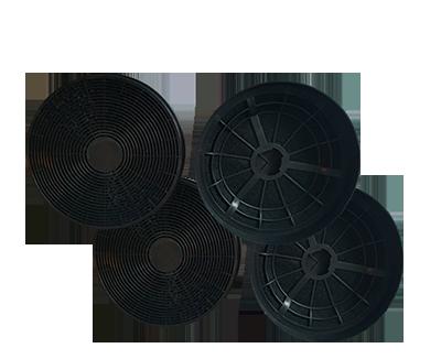 9040//90W 1 Aktivkohlefilter Filter für Dunstabzugshaube PKM 9860//L 9040//60W